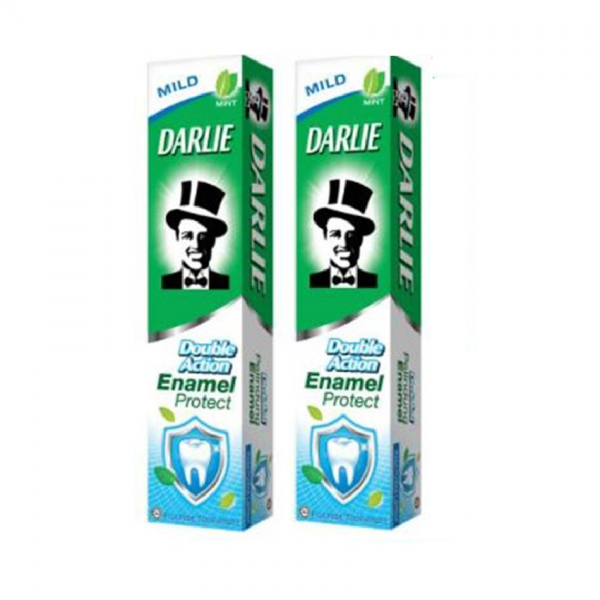 Darlie T/Paste D/Action Enamel Protect 200gx2 (Mild)