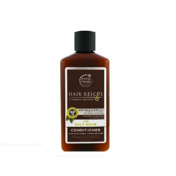 Petal Fresh Hair Rescue Conditioner For Oily Hair (355ml)