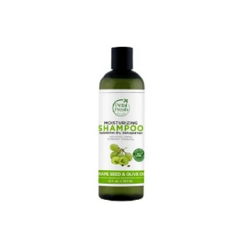 Petal Fresh Grape Seed & Olive Oil Shampoo (Moisturizing) 355ML