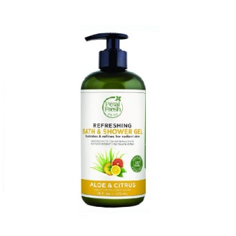 Petal Fresh Moisturizing Bath & Shower Gel Aloe & Citrus (475ml)