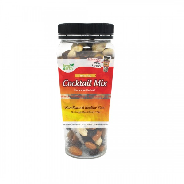 Love Earth Cocktail Mix 170g