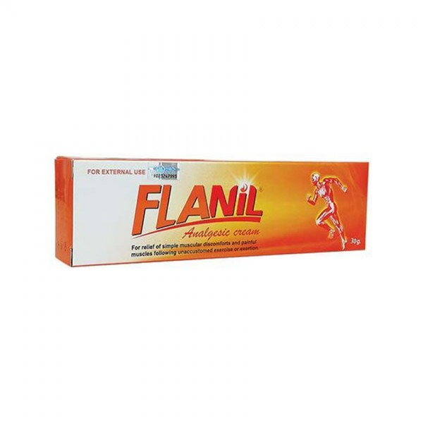 Flanil Analgesic Cream 30G