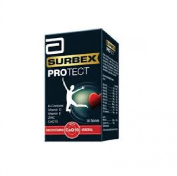 Abbott H/F surbex Protect 30s ->Break From Pack Of 2X50s