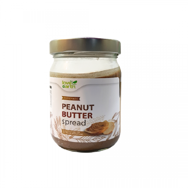 Love Earth Organic Peanut Butter Spread