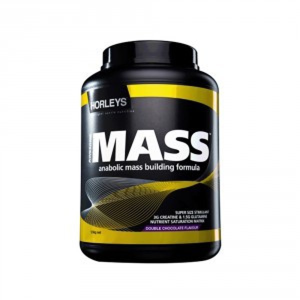 Horleys Awesome Mass Protein - Double Chocolate (750g)