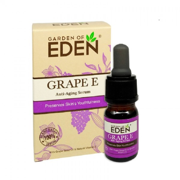 Garden of EDEN Grape E Anti Aging Serum (5ml)