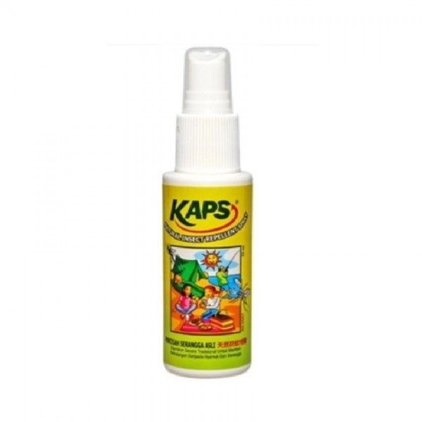 Kaps Natural Insect Repellent spray 75ml 1s