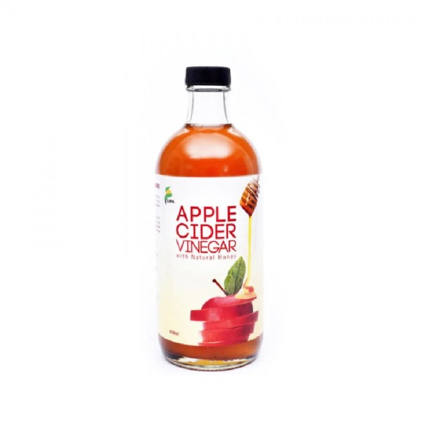Surya Apple Cider with Honey (450ml)