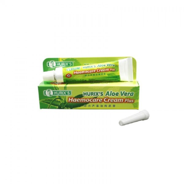 Hurix's Aloe Vera Plus Antiseptic Cream (13g)