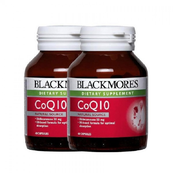 Blackmores CoQ10 (50mg x 60's)
