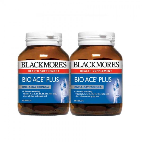 Blackmores Bio Ace Plus (90's x 2)