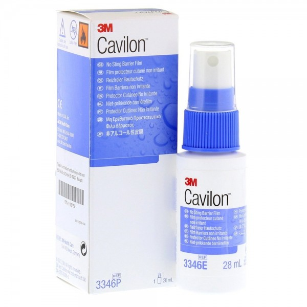 3M CAVILON NO STING BARRIER FILM 28ML (3346E)