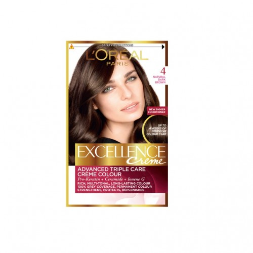 Loreal Excellence 4 Natural Brown