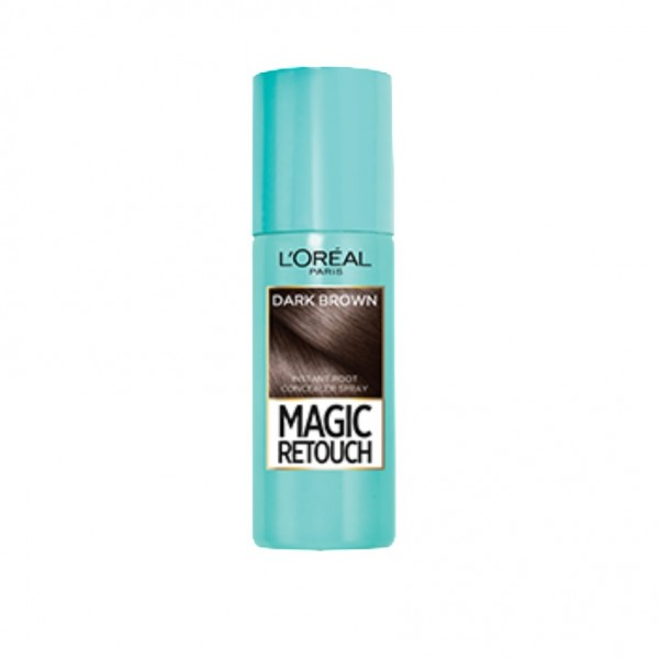 Loreal Magic Retouch Instant Root Concealer Spray Dark Brown 75Ml