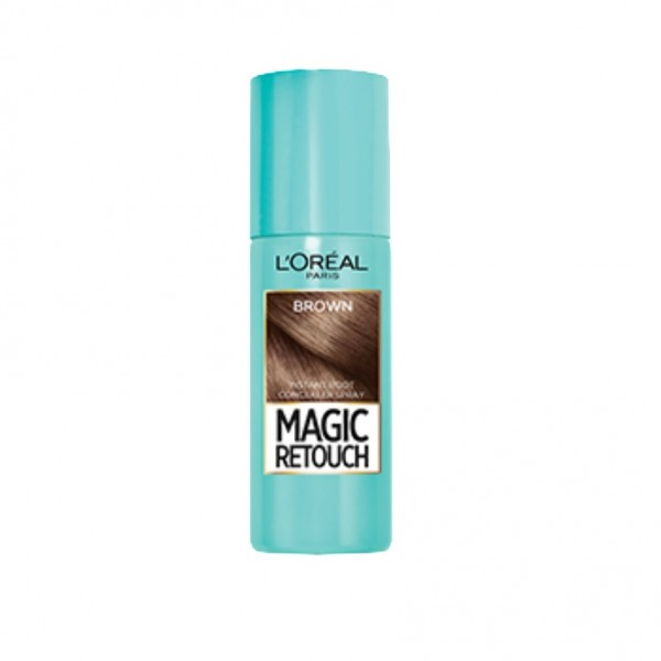 Loreal Magic Retouch Instant Root Concealer Spray Brown 75Ml