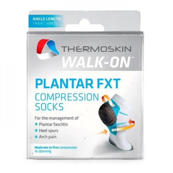 Thermoskin FXT Compression Socks For Ankle (Medium)