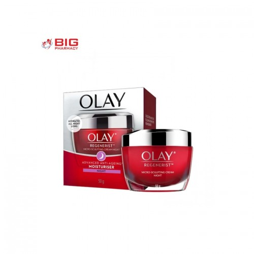 Olay Regenerist Micro-Sculpting Moisturizer (Night) 50G