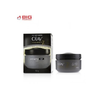 Olay Total Effects 7-In-1 Anti-Ageing Night Cream 50G