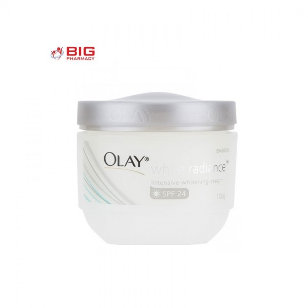Olay White Radiance Intensive Whitening Cream SPF24 100G