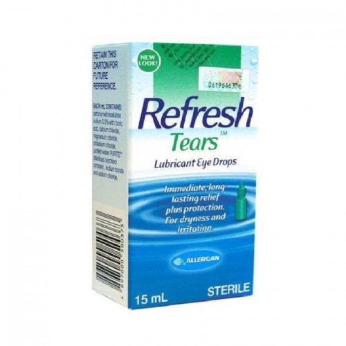 Allergan Refresh Tears (15ml)
