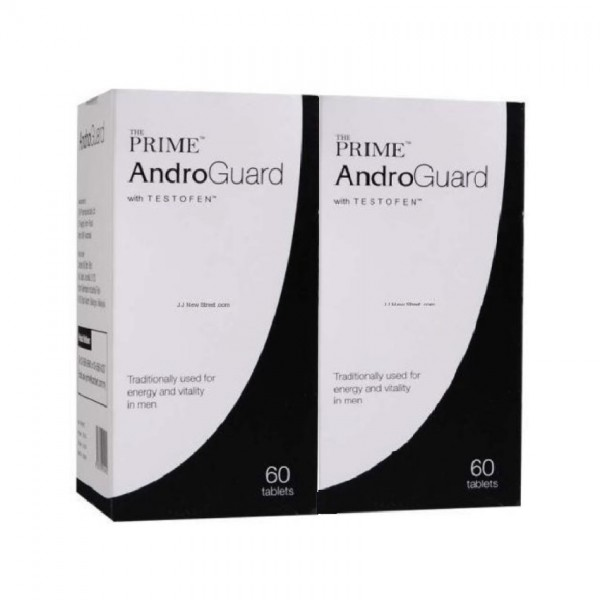The prime androguard 60s X 2