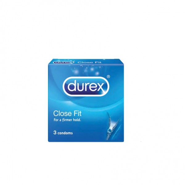 Durex Condom Close Fit 3S