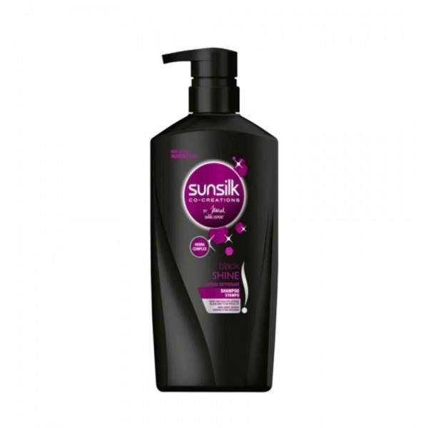 Sunsilk Stunning Black Shine Shampoo 650ML