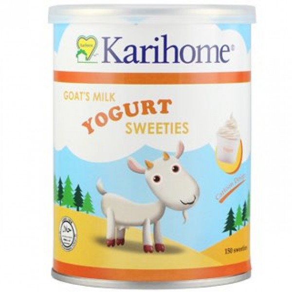 Karihome Goat's Milk Sweeties - Yogurt (70s)