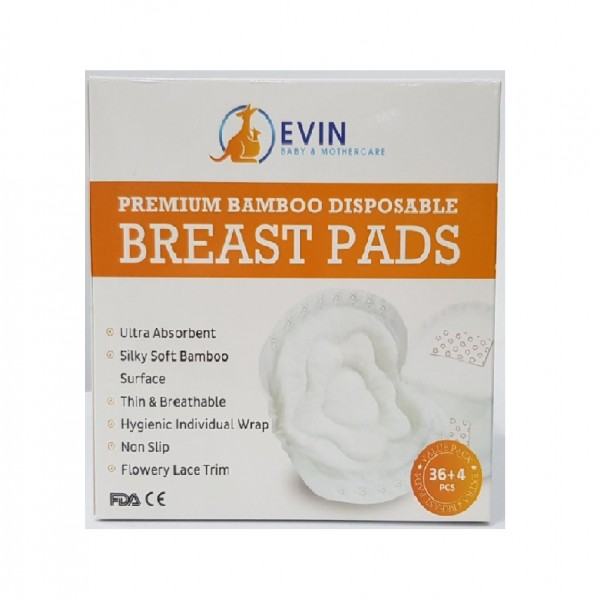 Evin Breast Pads 40S