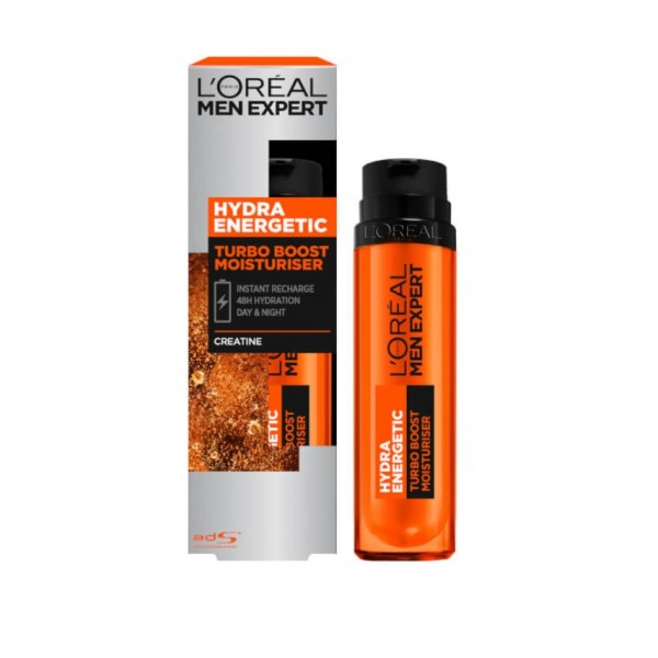 Loreal Men Hydra Energetic Turbo Booster 50Ml