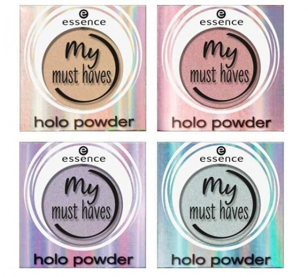 Essence My Must Haves Powder