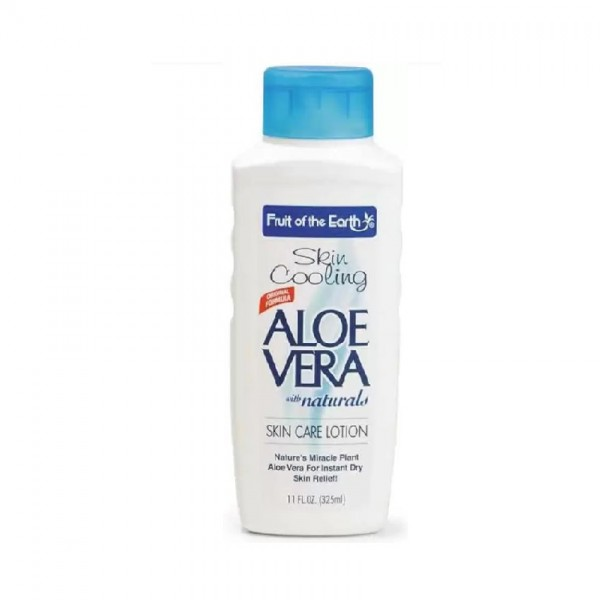 Fote Aloe Vera Lotion 11Oz/325Ml