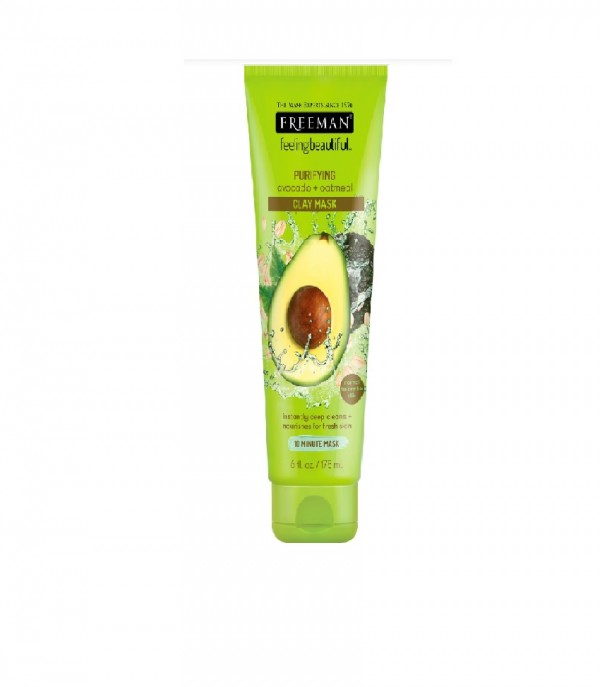 Freeman Facial Avocado & Oatmeal Clay Mask 150Ml