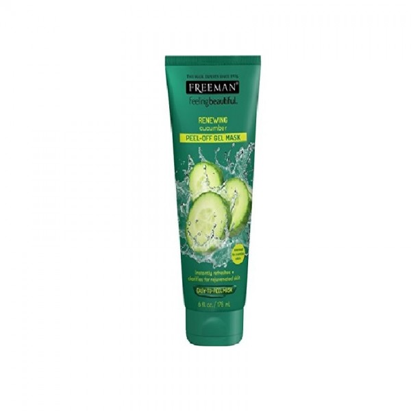 Freeman Cucumber Facial Peel-Off Mask 150Ml