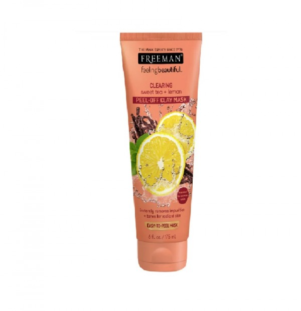 Freeman Sweet Tea & Lemon Mask 175Ml
