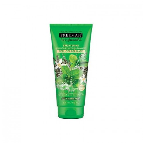 Freeman Green Tea & Orange Blossom Peel-Off Gel Mask 175Ml