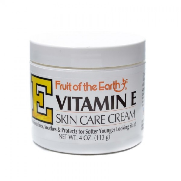 Fote Vitamin E Cream 4Oz/113G