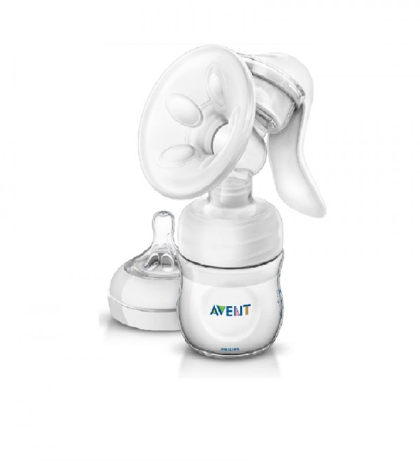 Avent Natural Manual Breast Pump Standard (Scf330/20)