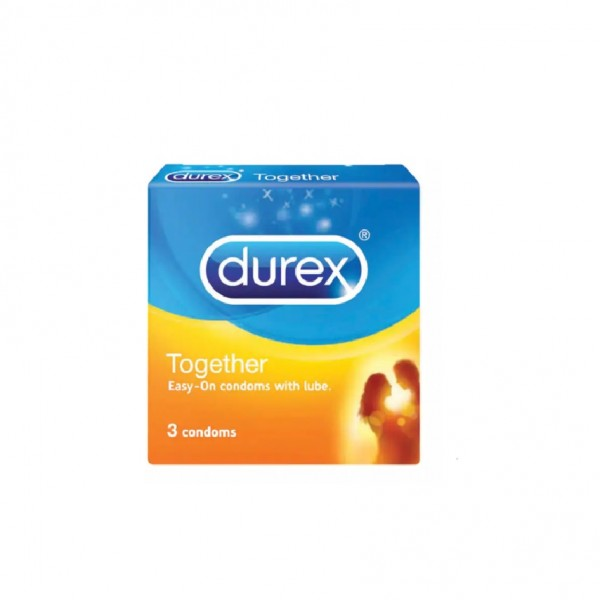 Durex Condom Together Easy On 3S