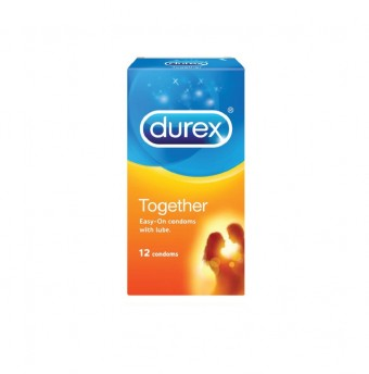 Durex Condom Together Easy On 12S