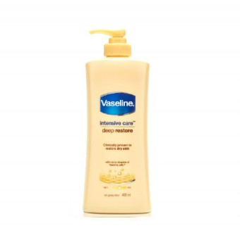 Vaseline Intensive Care Deep Restore Lotion 400Ml