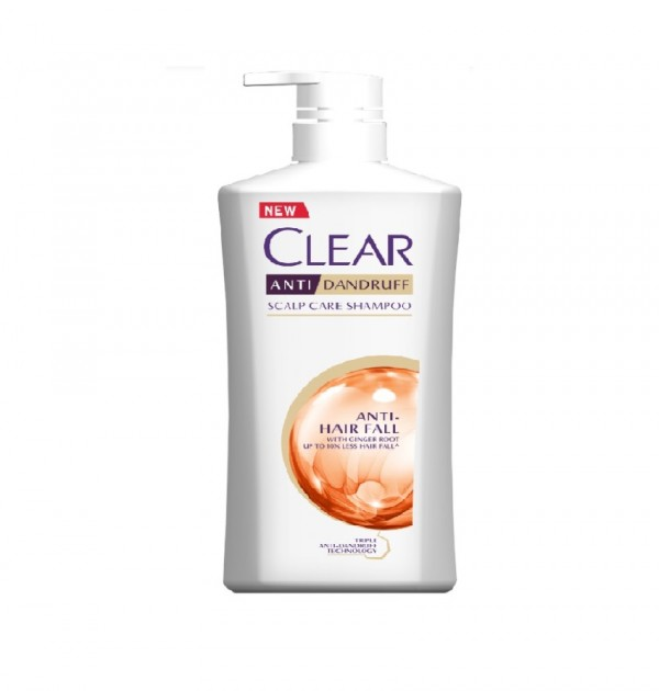 Clear Shampoo Women Anti Hair Fall 650Ml