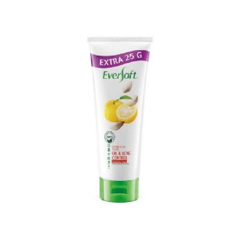 Eversoft Facial Cleanser Ginkgo & Grapefruit 170G + 25G