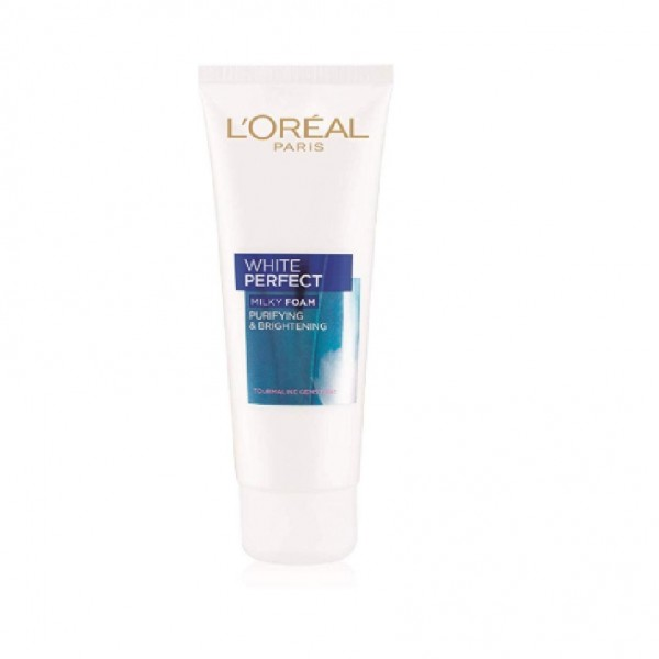 Loreal White Perfect Facial Foam 50Ml