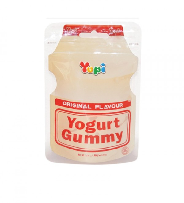 Yupi Yogurt Gummy Original 40G