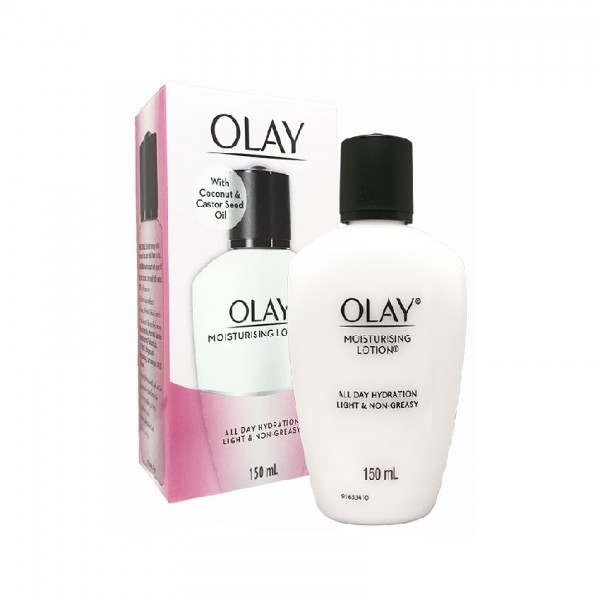 Olay Moisturizing Lotion Pink 150Ml