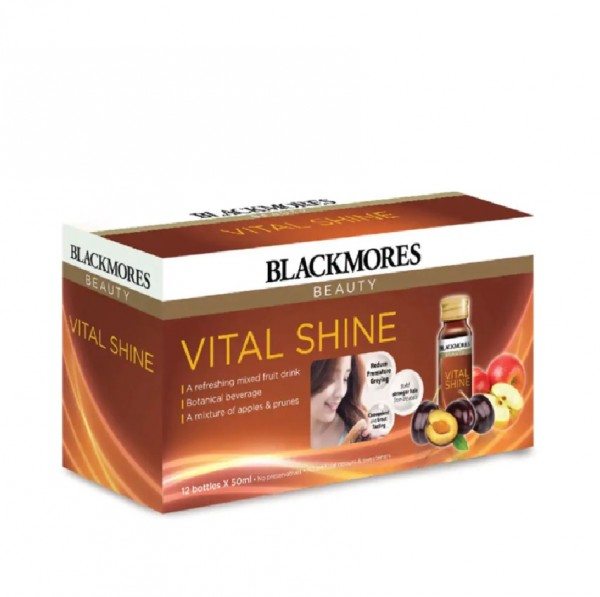 Blackmores Vital Shine 12X50ml