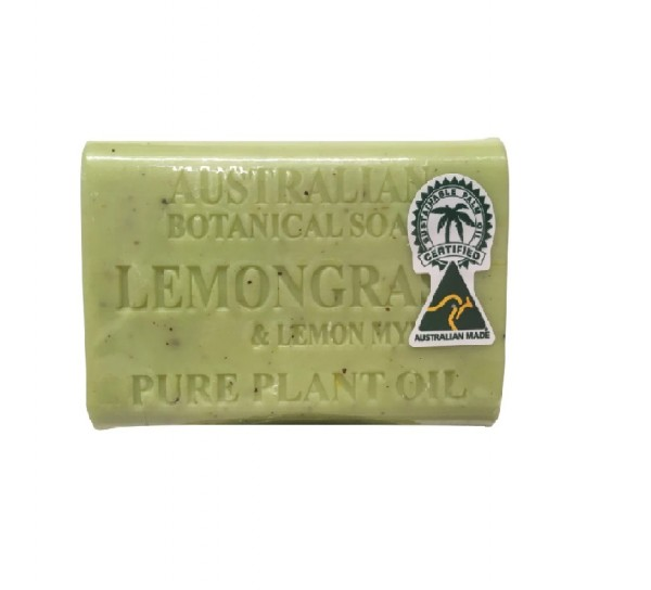 Australian Botanical Soap 140G Lemongrass