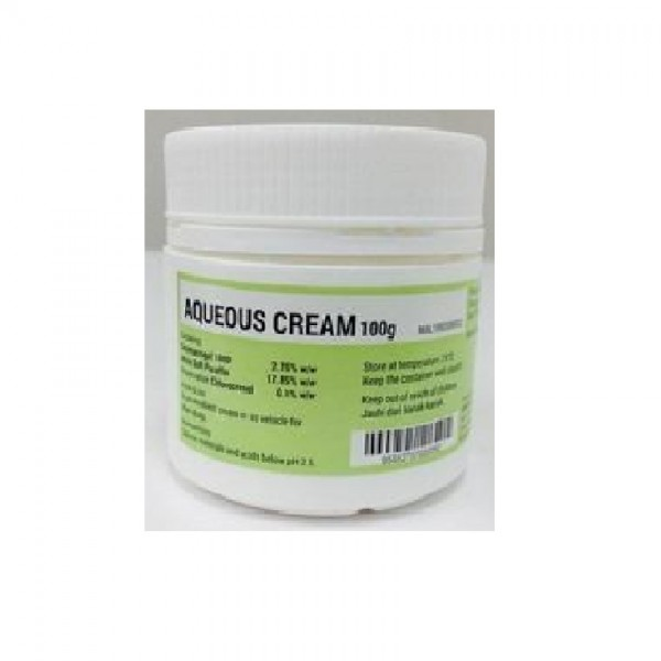 Sunward Aqueous Cream 100G-Jar