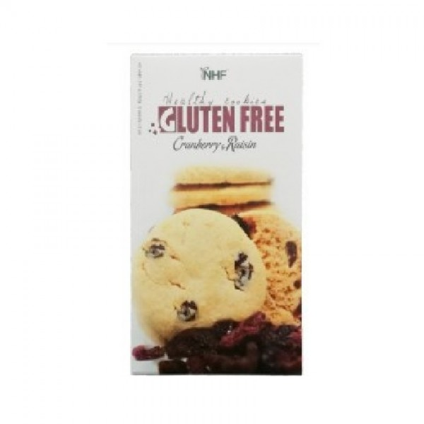 Nhf G-Free Cranberry And Raisin Gluten Free Cookies